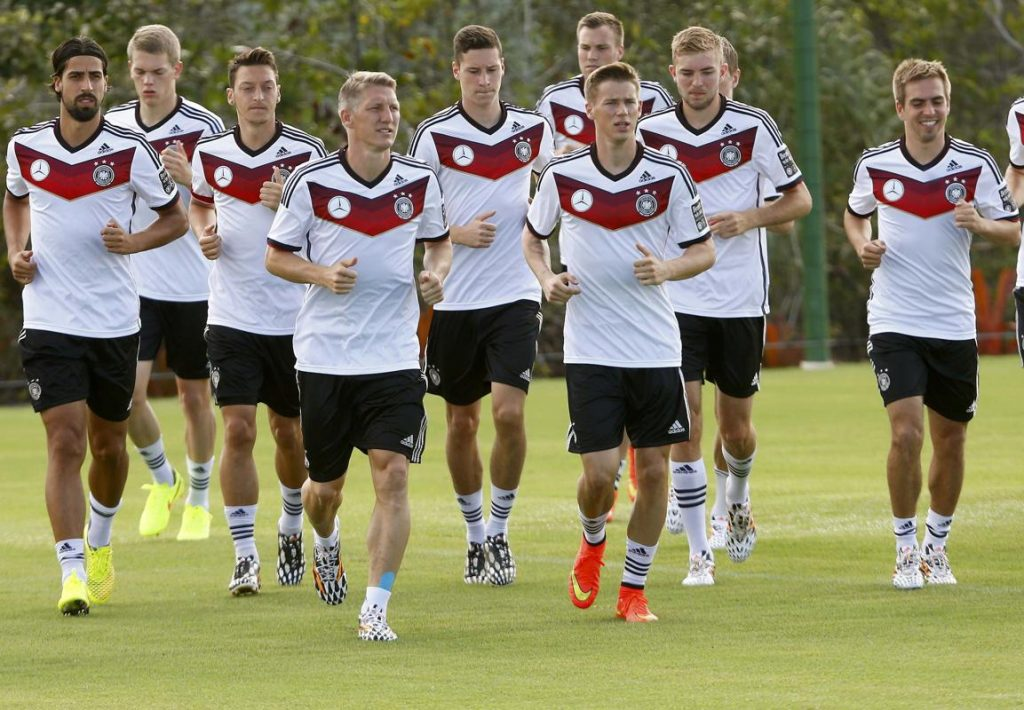 leadership lesson from germany world cup