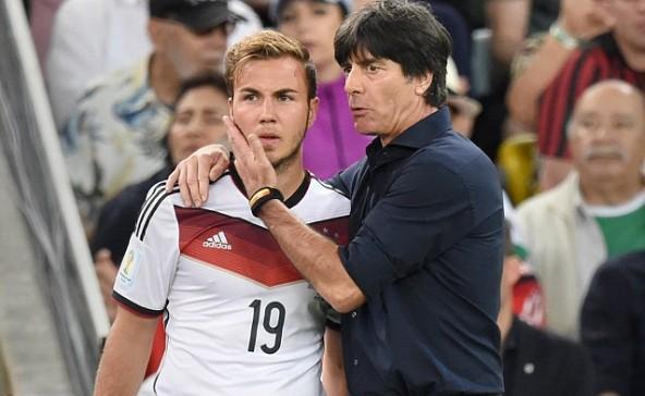 germany world cup leadership