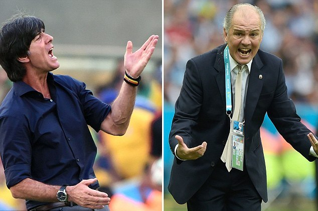 leadership in germany world cup 2014